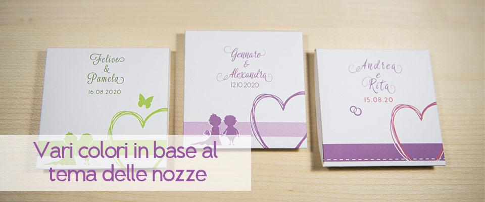 Packaging magneti con caricatura personalizzata