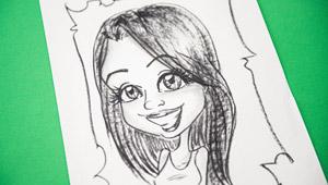 Caricaturista - Caricatura personalizzata