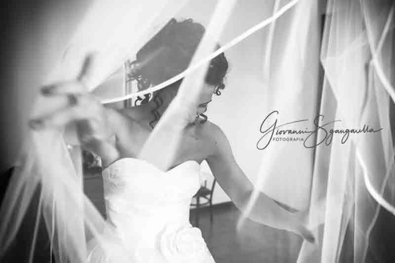 Fotografia di matrimonio a Paestum, Salerno
