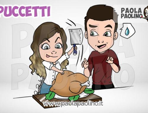 """Nuova caricatura: i """"Puccetti"""""""